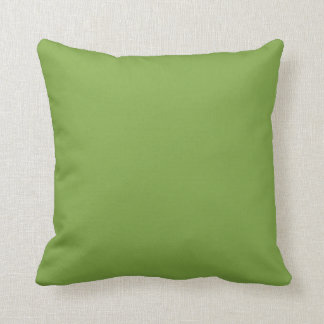 Greenery Green Bright Scatter  Throw Cushion