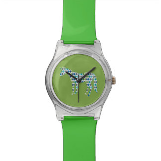 Greenery Unicorn Watch
