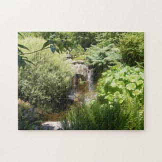 Greenery Waterfall Puzzle