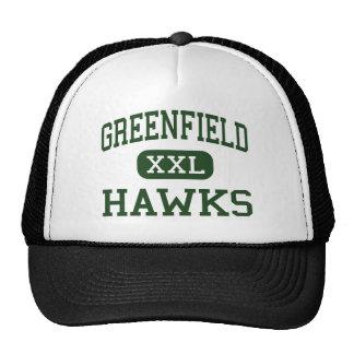 Greenfield - Hawks - High - Greenfield Wisconsin Cap