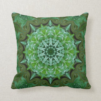 Greenfields Of Ireland. Throw Pillow