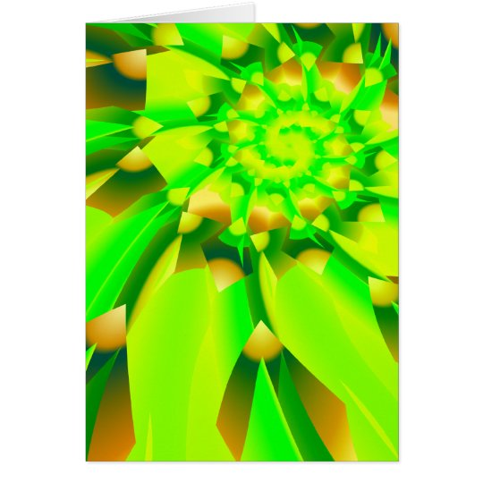 GreenFlower Card
