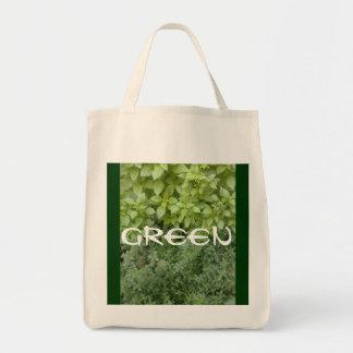"""""""Greenie"""" Cotton Reusable Shopping Bag 05"""