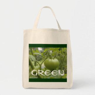 """""""Greenie"""" Cotton Reusable Shopping Bag 06"""