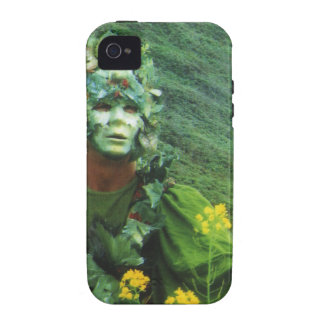Greening Man - Renewal Case For The iPhone 4