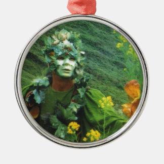Greening Man - Renewal Ornament