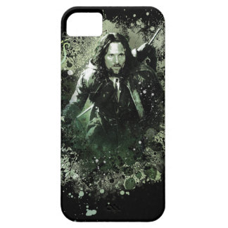 Greenish Aragorn Vector Collage iPhone 5 Cover