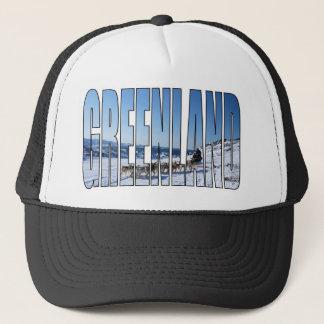 greenland 254 trucker hat