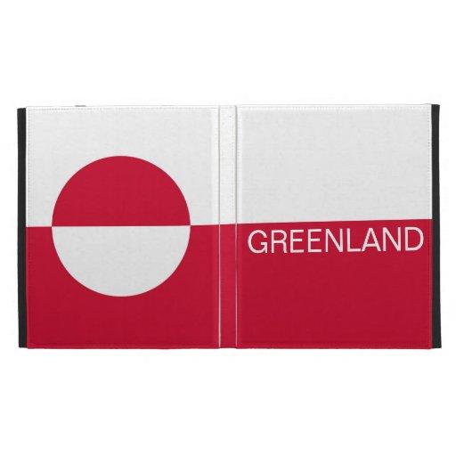 GREENLAND iPad CASE