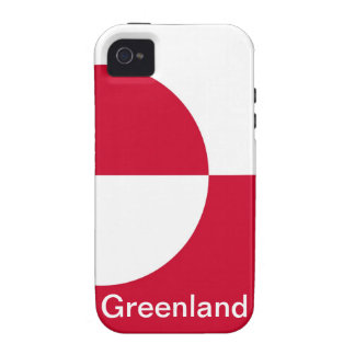GREENLAND Case-Mate iPhone 4 COVERS