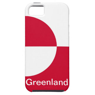 GREENLAND iPhone 5 CASE
