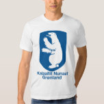 Greenland Coat of Arms T-shirt