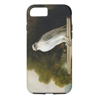 Greenland Falcon (Grey Falcon), 1780 (oil on panel iPhone 8/7 Case