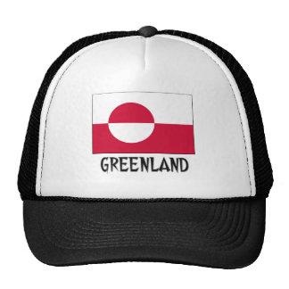 Greenland Flag Cap