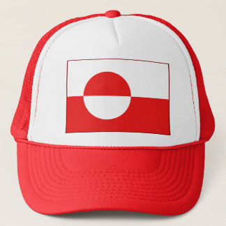 Greenland Flag Hat