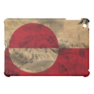 Greenland Flag Cover For The iPad Mini