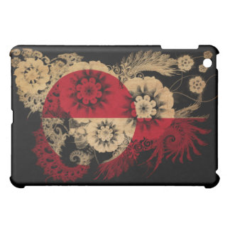 Greenland Flag iPad Mini Case