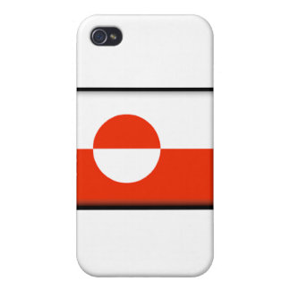 Greenland  iPhone 4 cover