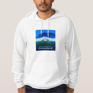 Greenland - Narwhal Hoodie