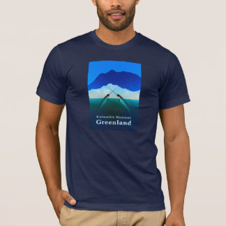 Greenland - Narwhal T-Shirt