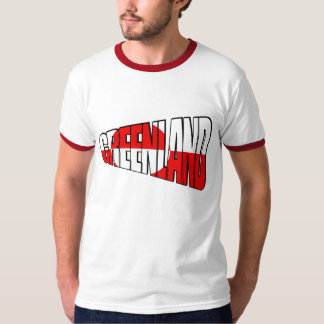 Greenland VISIT T-Shirt