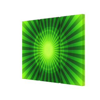 GreenLight Fantasy Art Design Abstract Gallery Wrapped Canvas