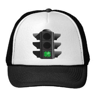 greenlight go IRISH! Hat