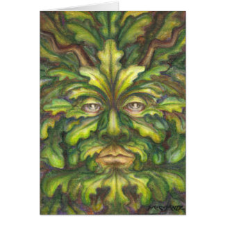 Greenman Card