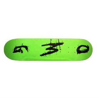 greenOMG Skate Boards