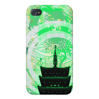 Greens of the temple iPhone 4/4S cover