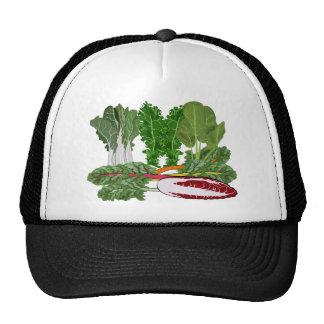 Greens Veggie Lovers Vegetables Cap