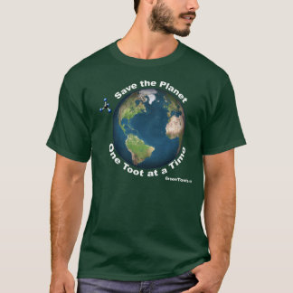 GreenToots-Forest Green T-Shirt