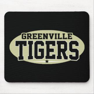 Greenville High School; Tigers Mouse Mat