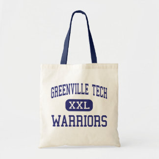 Greenville Tech - Warriors - Charter - Greenville Tote Bag