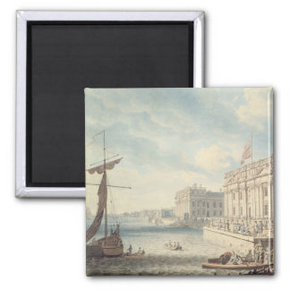 Greenwich Hospital (w/c) Magnet