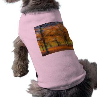 Greenwich Park Autumn Art Shirt
