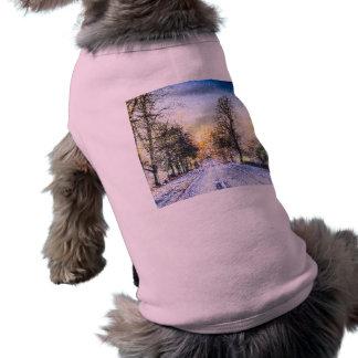 Greenwich Park London Art Shirt