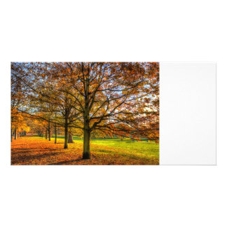 Greenwich Park London Photo Card