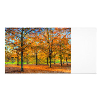 Greenwich Park London Photo Greeting Card
