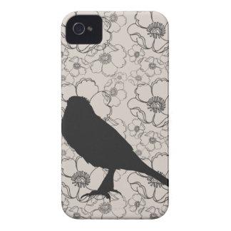 Greenwich Village Bird #1 iPhone 4 Case-Mate Case