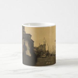 Greenwich Village & Gibson Basic White Mug