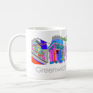Greenwich Village NYC Coffee Mug