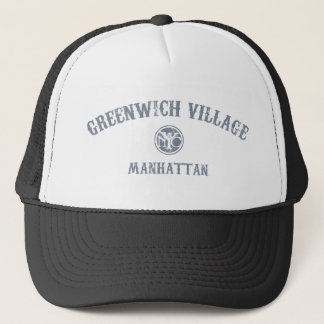 Greenwich Village Trucker Hat