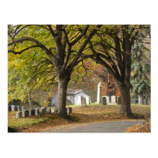 Greenwood Cemetery, Brooklyn, NY postcard