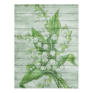 greenwood flowers postcard