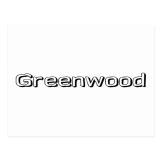Greenwood Post Cards