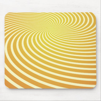 Greeny Whirlpool Mousepad