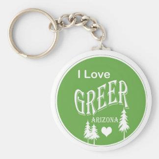 Greer Arizona Key Ring