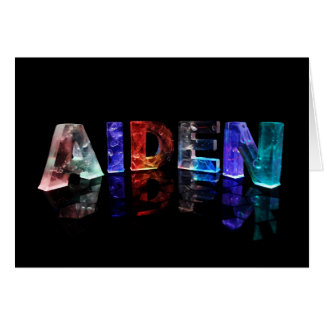Greeting Card for Aiden