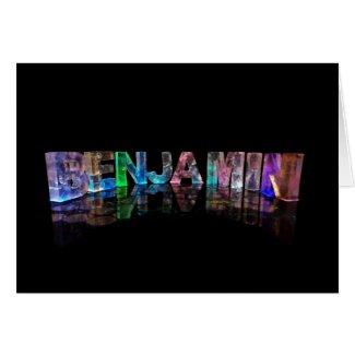 Greeting Card for Benjamin